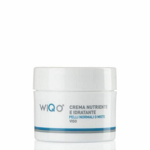 WiQo Face Cream Normal / Combination Skin