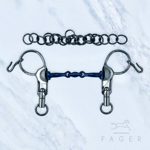 Fager Sabina- 3.os. islantilaiskanki titaanista