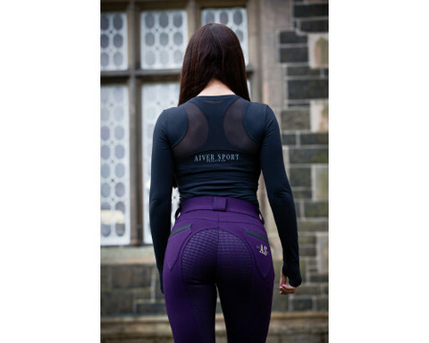 Scottish Heather 4D-breeches: violetti