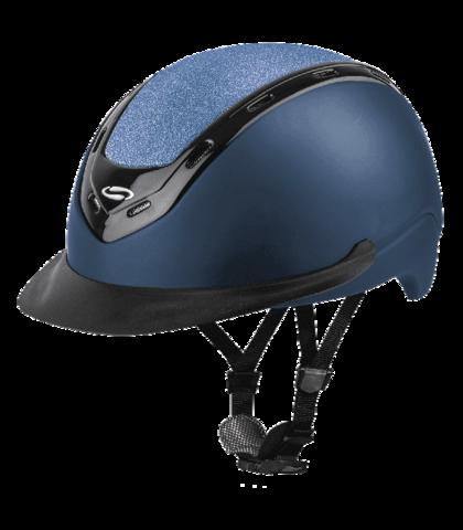 SWING H19- ratsastuskypärä:sininen