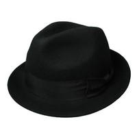 Trilby Hattu: Musta