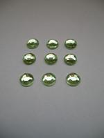 6mm Akryylikapussi: Vihreä 20kpl