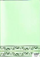 Desing-Kartonki: Vihreä A4 1kpl