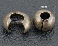 Päällyshelmi 4mm: Pronssi 15kpl