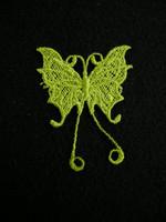 Pitsiperhonen: Vihreä 1kpl