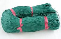 1mm Puuvillanauha: Merenvihreä