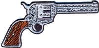 Revolveri-Kangasmerkki: Oikea