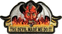 Devil-Kangasmerkki