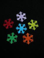 Lumihiutale: Värimix 20kpl