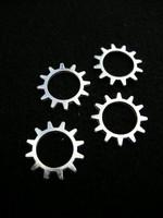 Steampunk-rengas: Antiikkihop. 5kpl