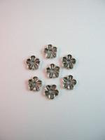 10mm Rondelli: Kukka 10kpl