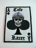 Cafe Racer-Kangasmerkki