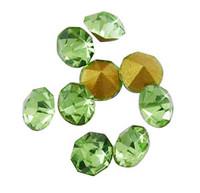 Kristallistrassit 2,8mm: Vihreä 20kpl