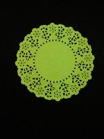 11cm Pitsipaperi: Limevihr. 5kpl