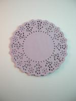 11cm Pitsipaperi: Violetti 5kpl
