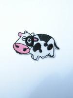 Lehmä-kangasmerkki