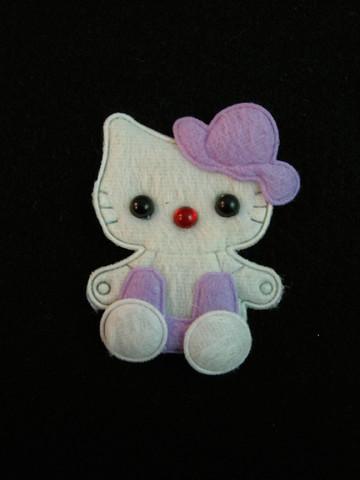 Kitty: Violetti 1kpl