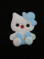 Kitty: Sininen 1kpl