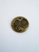 Steampunk-rattaat: Pronssi 2kpl