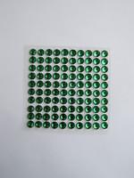 5mm Timanttitarra: Vihreä 100kpl
