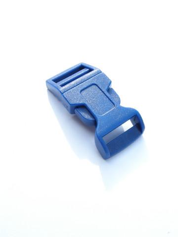 Muovilukko: Sininen 5x2cm 1kpl
