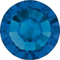 Kristallistrassi: Sininen SS20/5mm 100kpl