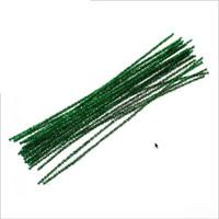 Glitter-piippurassit: Vihreä 20kpl