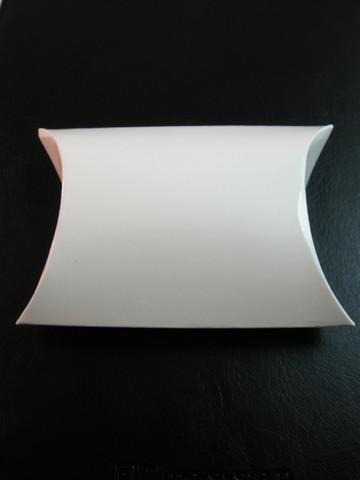 Valkoinen pahvirasia 1kpl