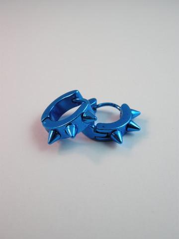 Siniset korvakorut: 316L