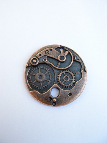Steampunk-ratas: Kupari 1kpl