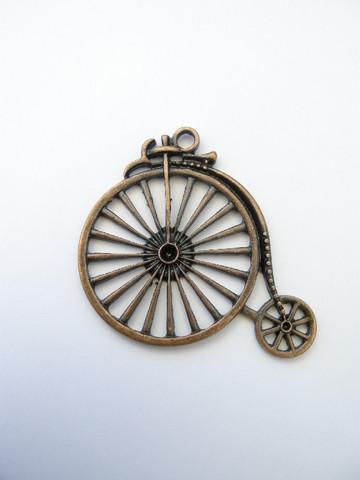 Steampunk-pyörä: Kupari 1kpl