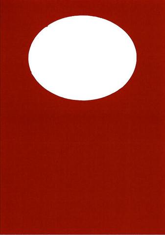 2-os. aukollinen korttipohja punainen 10kpl