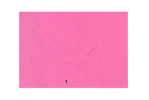 Kirjekuori C6: Vanha rosa 20kpl