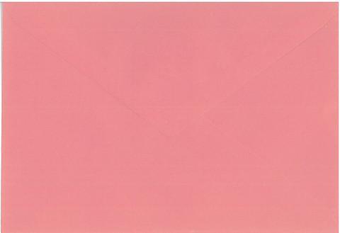Kirjekuori C6: Vaaleanpunainen 20kpl
