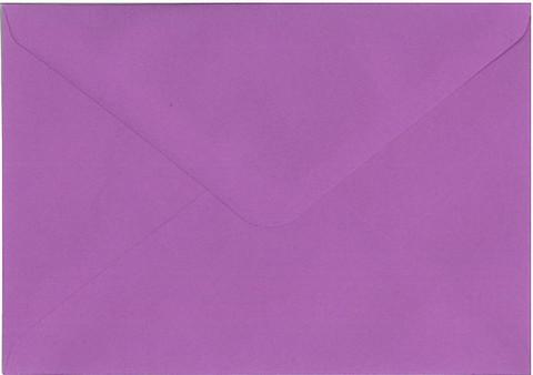 Kirjekuori C6: Violetti 20kpl