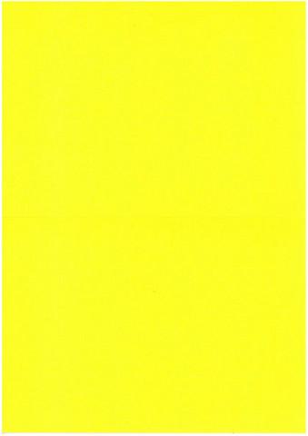 2-os. A6 korttipohja keltainen 10kpl