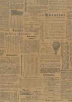 A4 Kartonki: Sanomalehti 1kpl