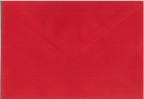 Kirjekuori C6: Pun. 20kpl