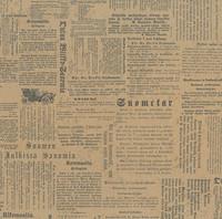 Lahjapaperi: sanomalehti