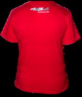T-paita: Punainen