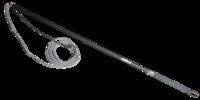 Carbon teleskooppi- juoksutusraippa