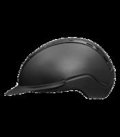 SWING H19 shine- ratsastuskypärä: black