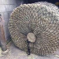 Suuri heinäverkko XL-pyöröpaaleille