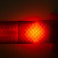 LED-heijastin rintaremmi
