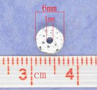6mm Strassirondellit 10kpl