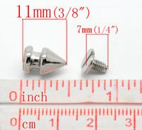 Metalliniitti 11x7mm 1kpl