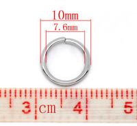 10mm Välirenkaat: RST 200kpl