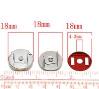 Magneettilukko: 18mm 1kpl