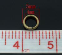 Tuplarengas 5mm: Pronssi 50kpl