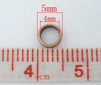 Tuplarengas 5mm: Kupari 50kpl